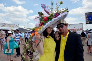 USP HORSE RACING: 141ST KENTUCKY DERBY S RAC USA KY
